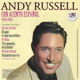 Andy Russell – Con Acento Español