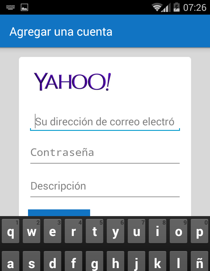Como agregar mas cuentas de correo a tu app Outlook