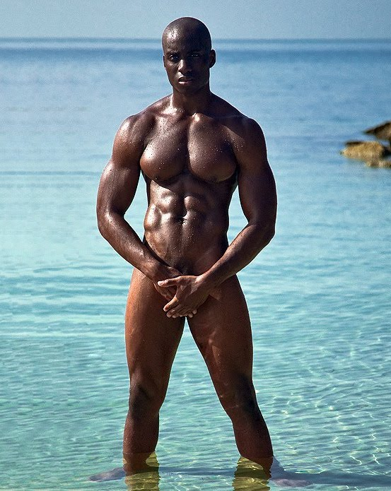 nude young tropical men
