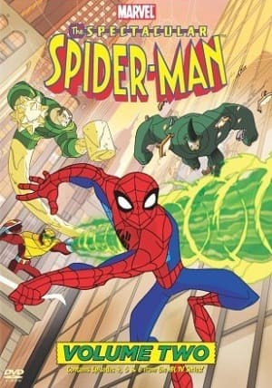 O Espetacular Homem-Aranha - 2ª Temporada Desenhos Torrent Download capa