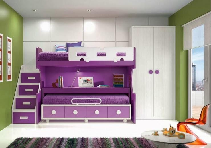 Dormitorio juvenil 605fm213 muebles dormitorios - Dormitorios juveniles poco espacio ...