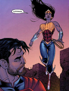 Wonder Woman from Injustice: Gods Among Us #2