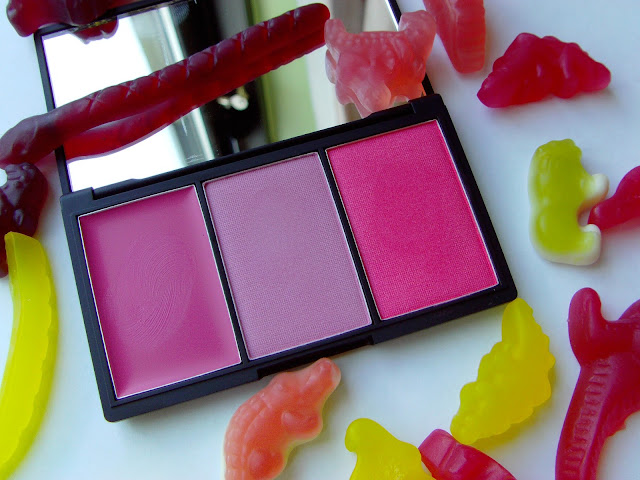 Sleek Candy Collection Blush By 3 'Sweet Cheeks'