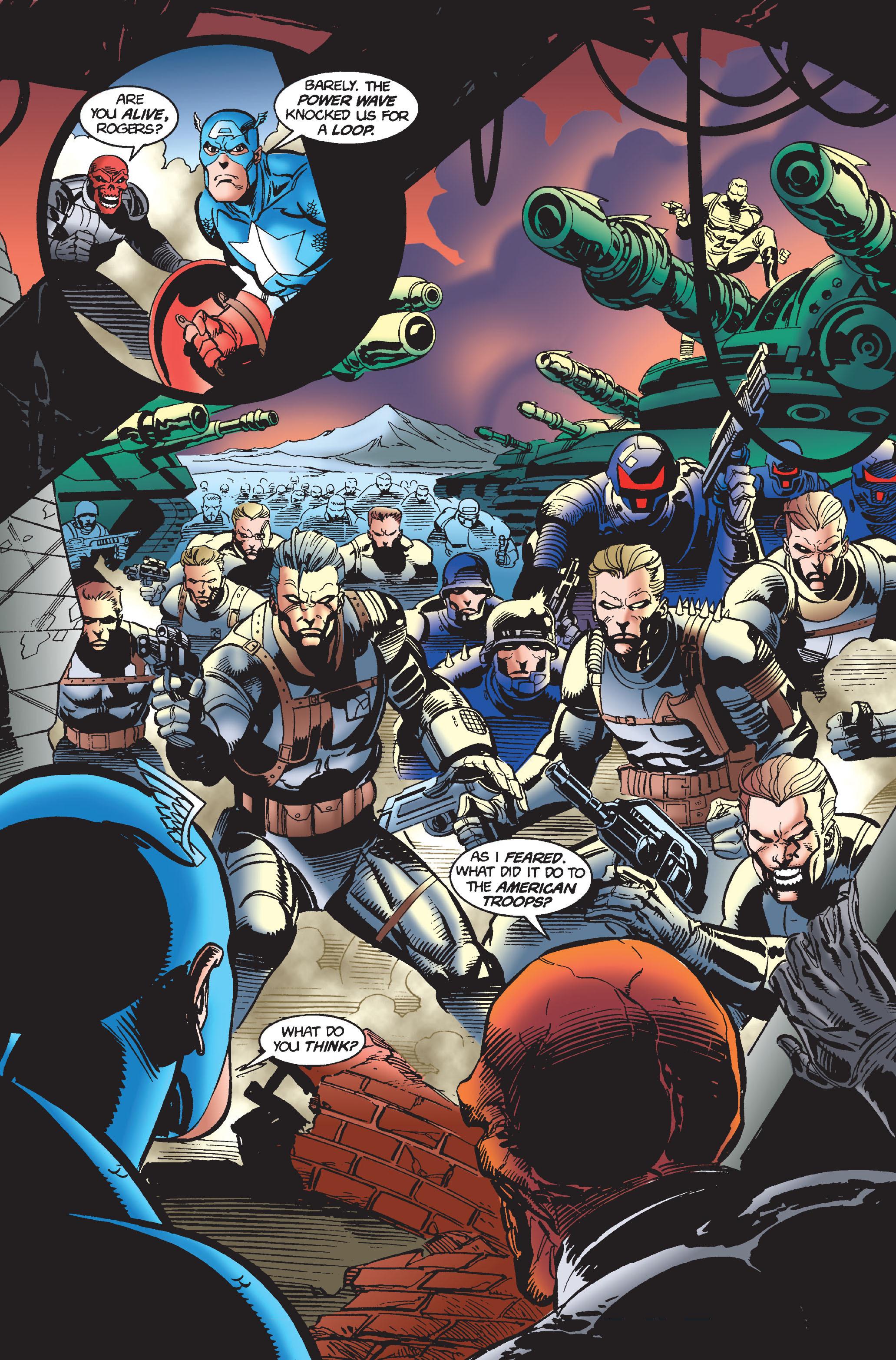 Captain America (1968) Issue #446 #400 - English 22