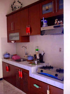 Dapur rumah minimalis 5