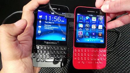 Spesifikasi dan Harga HP Blackberry Q5 Terbaru