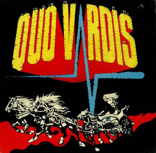 RESCATANDO DISCOS DE LA ESTANTERÍA Vardis-Quo-Vardis---LP--442505