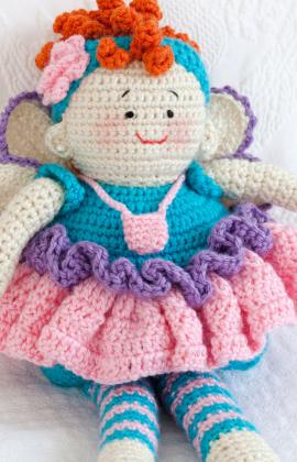 Free Craft Patterns - Dolls and Toys