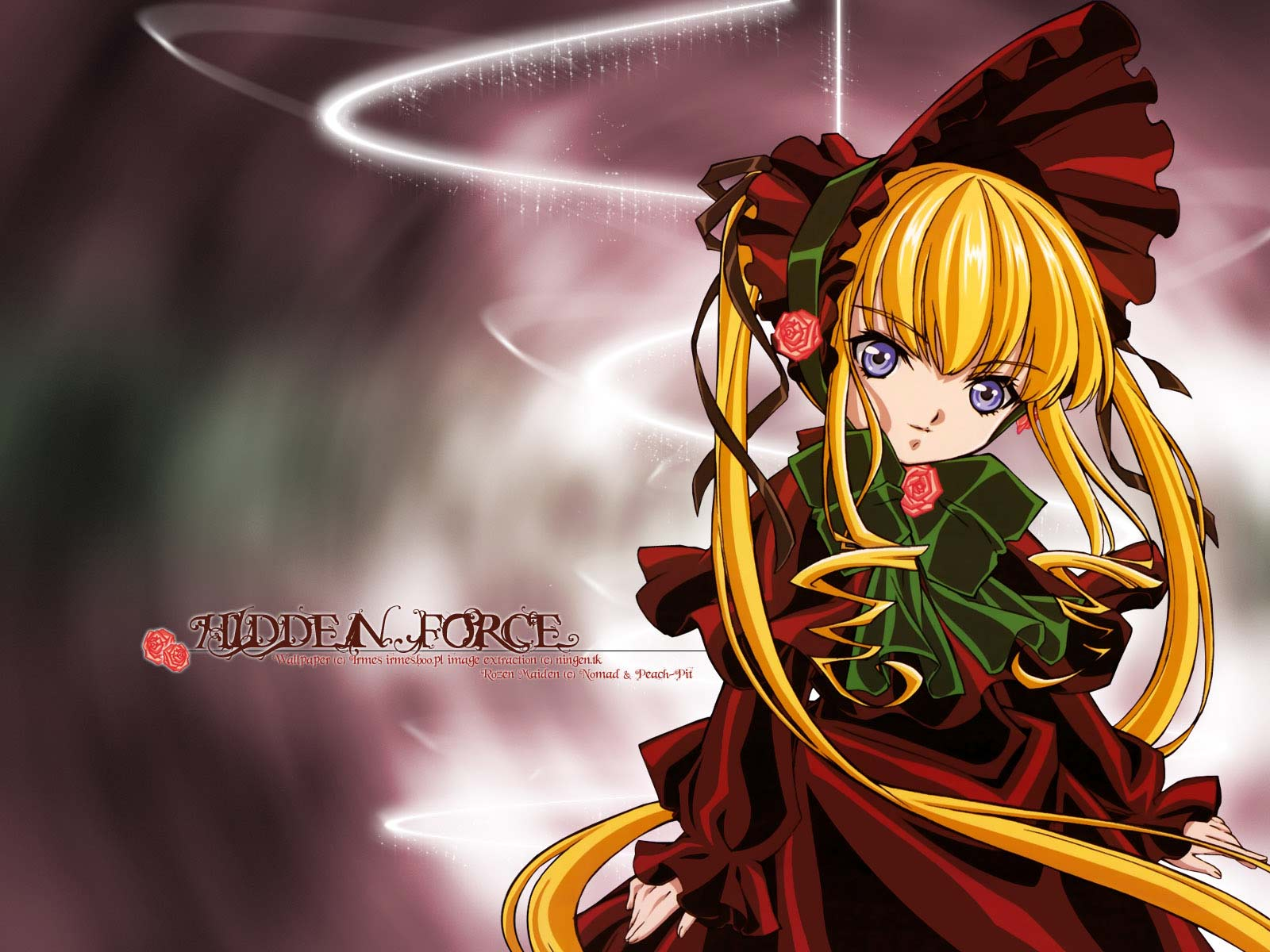 Moonlight Summoner's Anime Sekai: Rozen Maiden ローゼン・メイデン ...