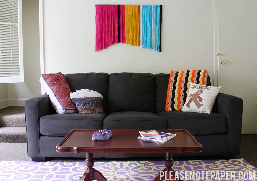 Please Note Living Room Tour