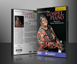 Ethel caffie austin learn to play gospel