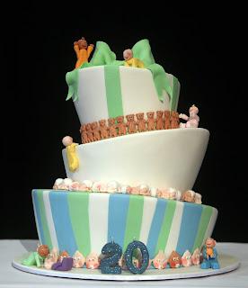 Gambar Foto Kue Ulang Tahun yang Lucu >>