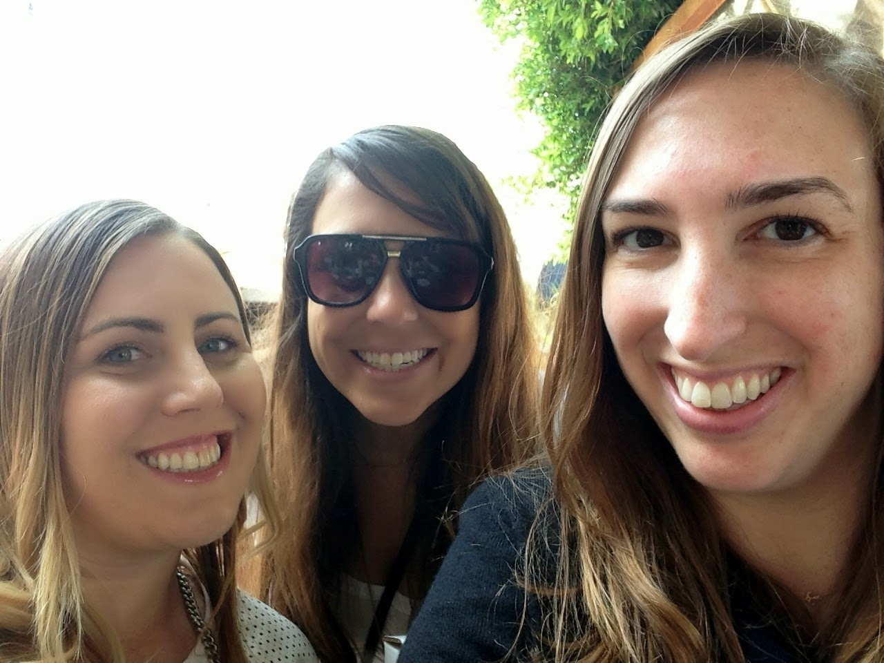 Nautical by Nature: SoCal Blogger Society Spring Fling Brunch