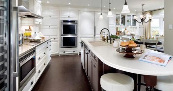Dise o de cocinas kitchen por candice olson decoraci n for Kitchen designs by candice olson