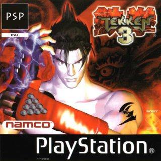 [PSX-PSP] Tekken 3  Tekken3