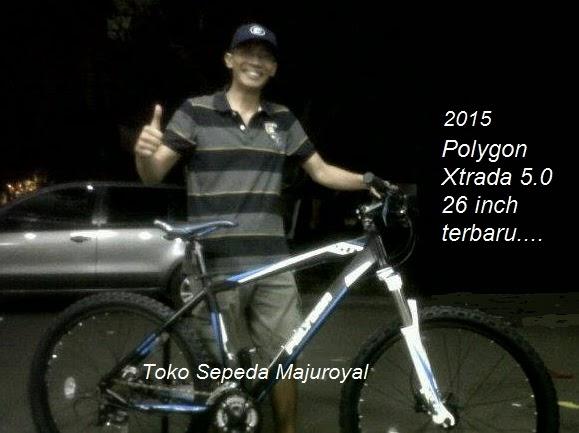 Polygon Xtrada-5 2015 26-inch
