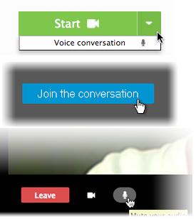 Responder a una invitación de Firefox Hello en el Modo invitado