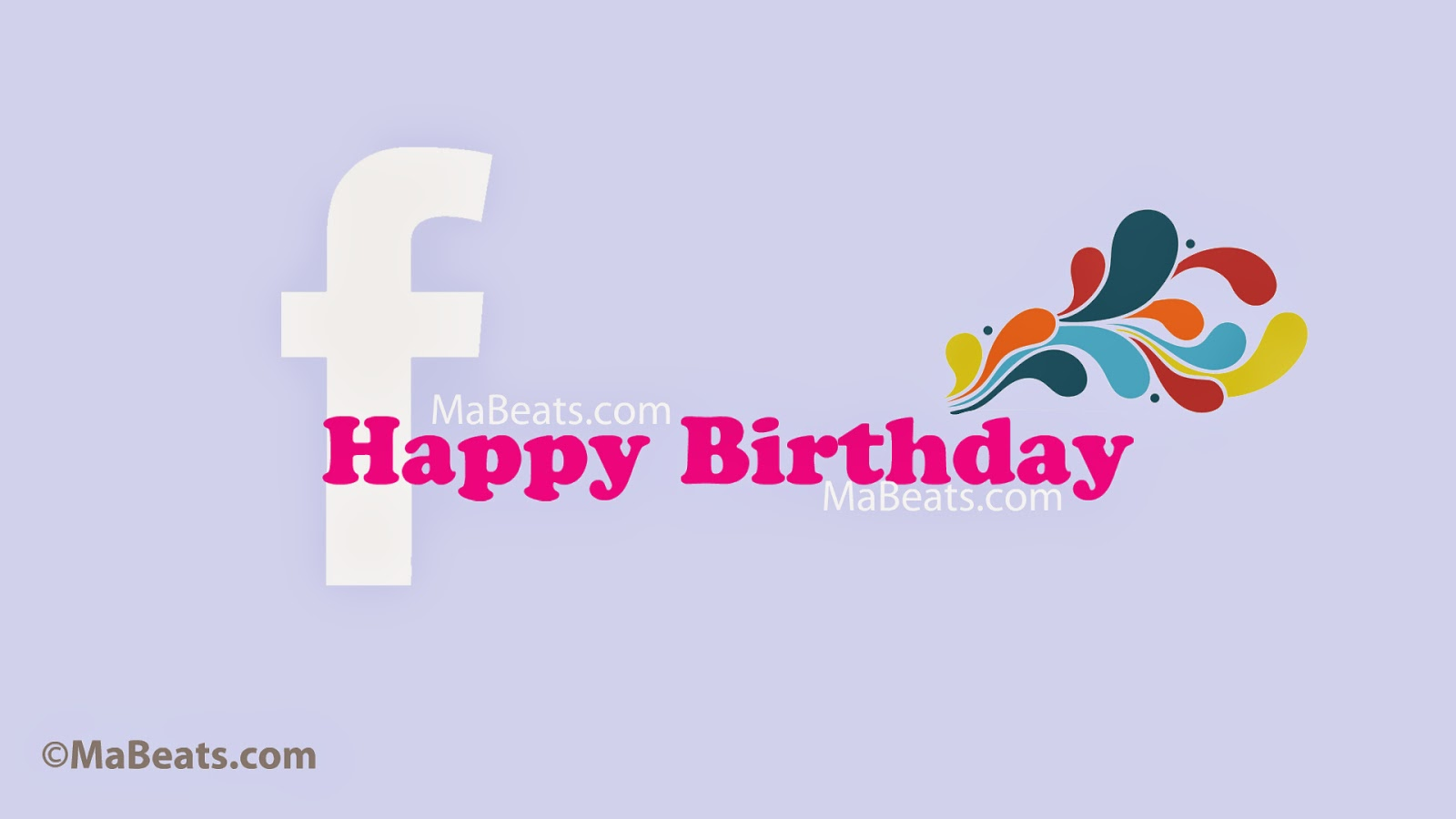 Facebook and birthdays - Being a Non wisher