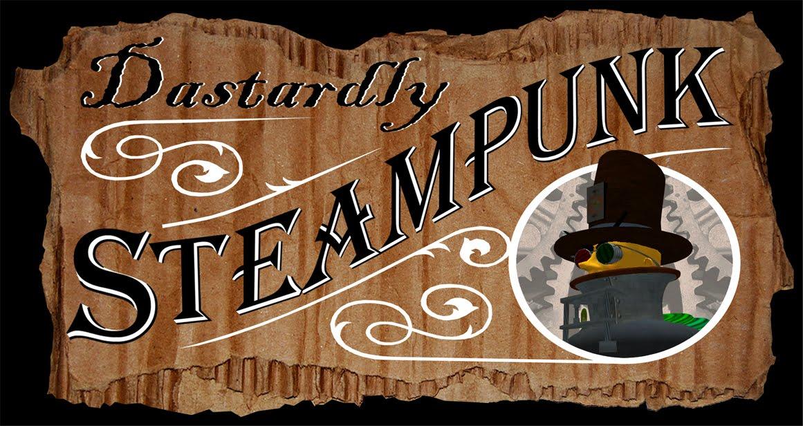 Dastardly Steampunk