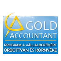Gold Accountant Program a Vállalkozókért