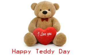 Happy Teddy Day 2016 messages
