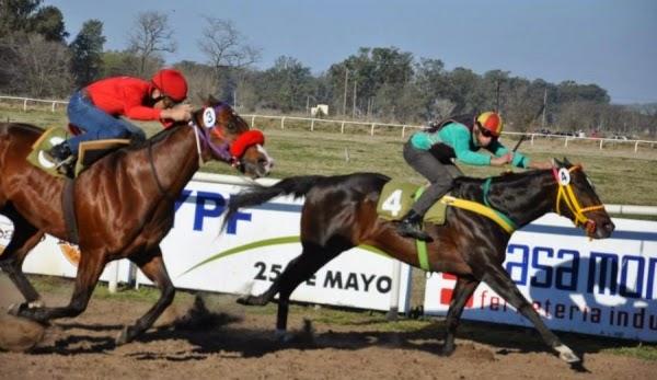 Seplio El Programa Del Domingo 17 De Agosto En El Jockey Club De 25 De Mayo Provincia De Buenos Aires Con La Organizacion De Carlin Semino Y Millon