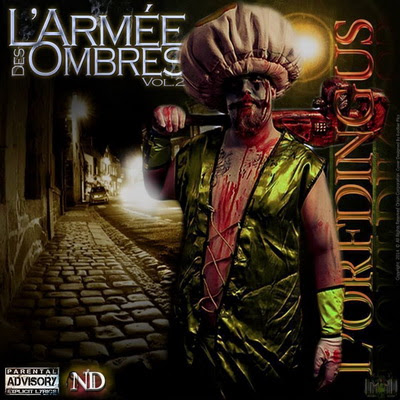 L'orfevre & Nid Prod - L'armee Des Ombres Vol. 2 (2015)