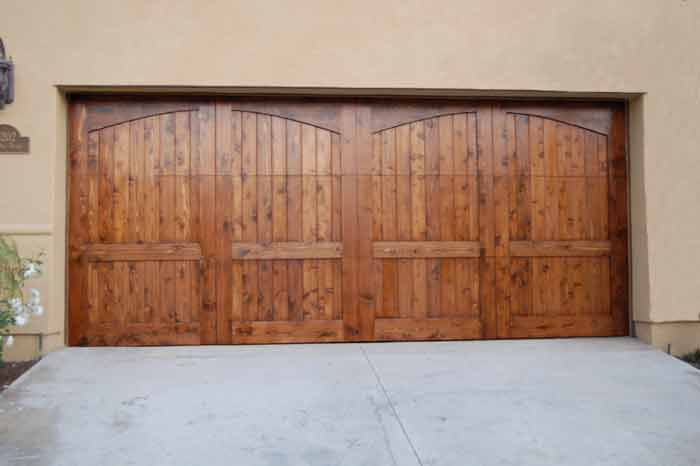 Garage door sizes - Custom size garage doors ...