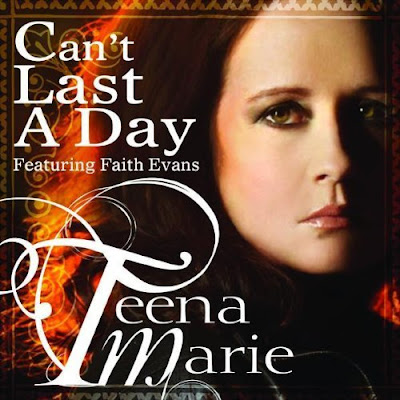 Teena Marie - Can't Last A Day