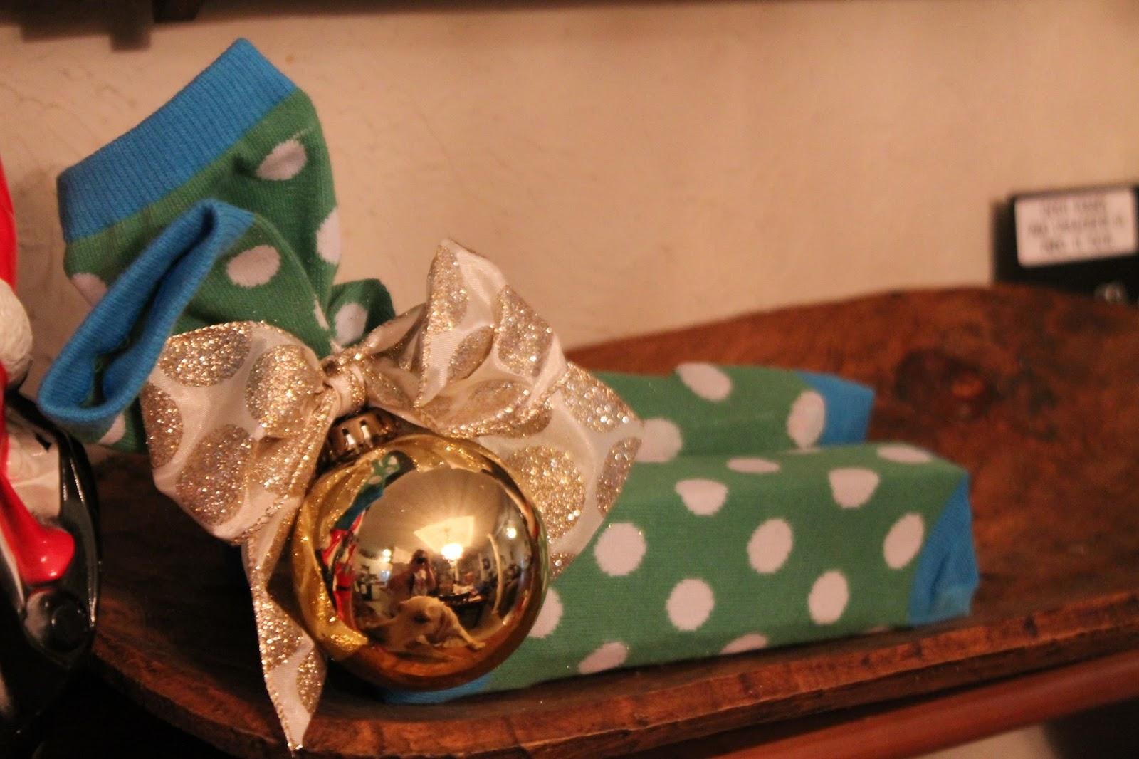 christmas sock exchange