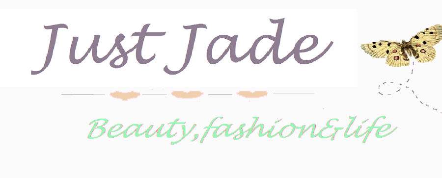 JustJade Beauty,Fashion&Life