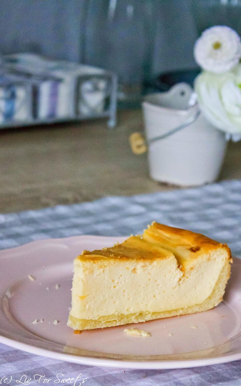 klassischer Käsekuchen, Rezept für den Thermomix