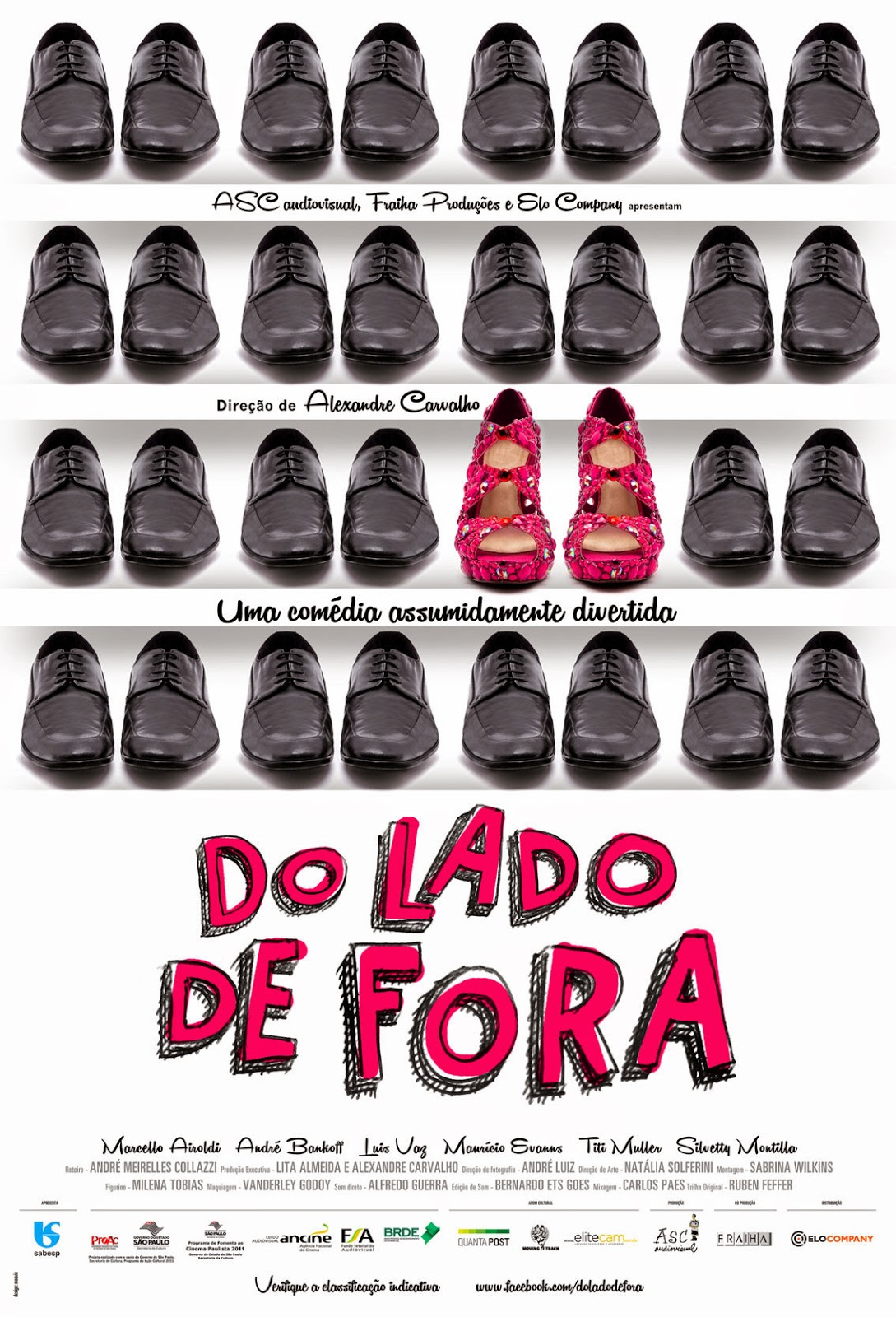 Do Lado de Fora – Nacional (2014)