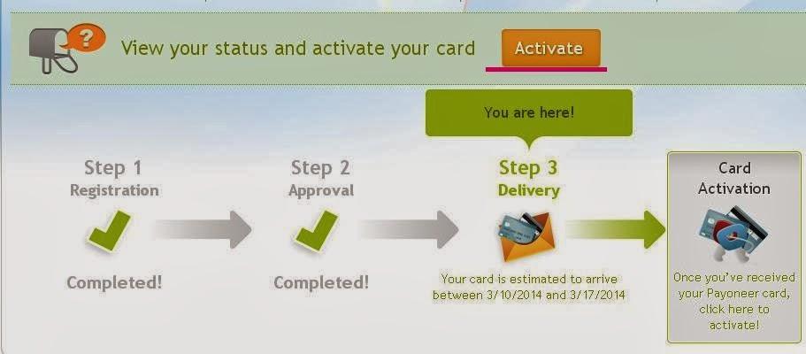 تفعيل بطاقة ماستركارد