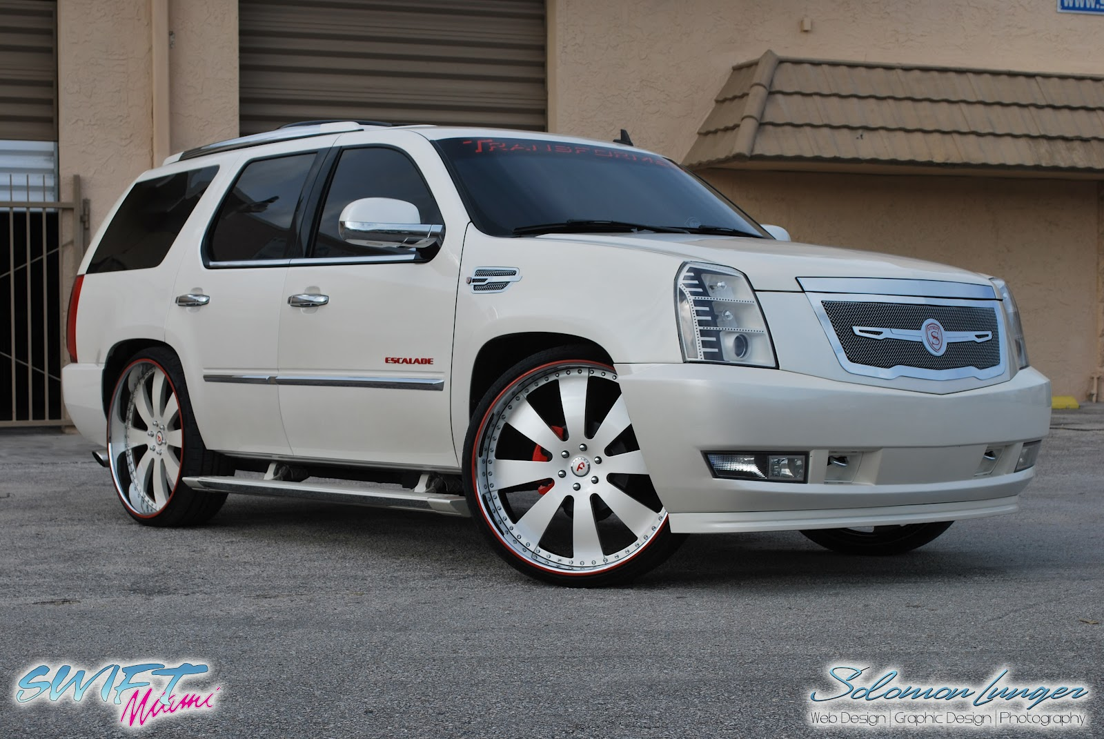 Solomon Lunger Photography Escalade On 28 Quot Otto Full