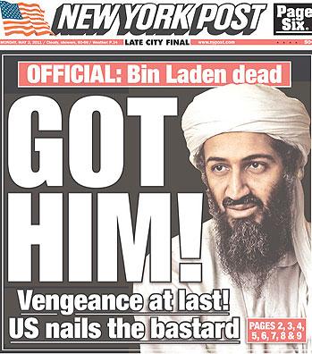osama bin laden death photo is. OSAMA BIN LADEN DEAD: All Over