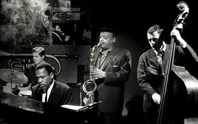 Ben Webster & Kenny Drew Trio (1965)