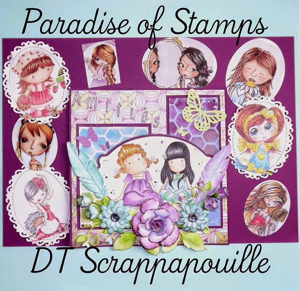 DT Paradise of stamps