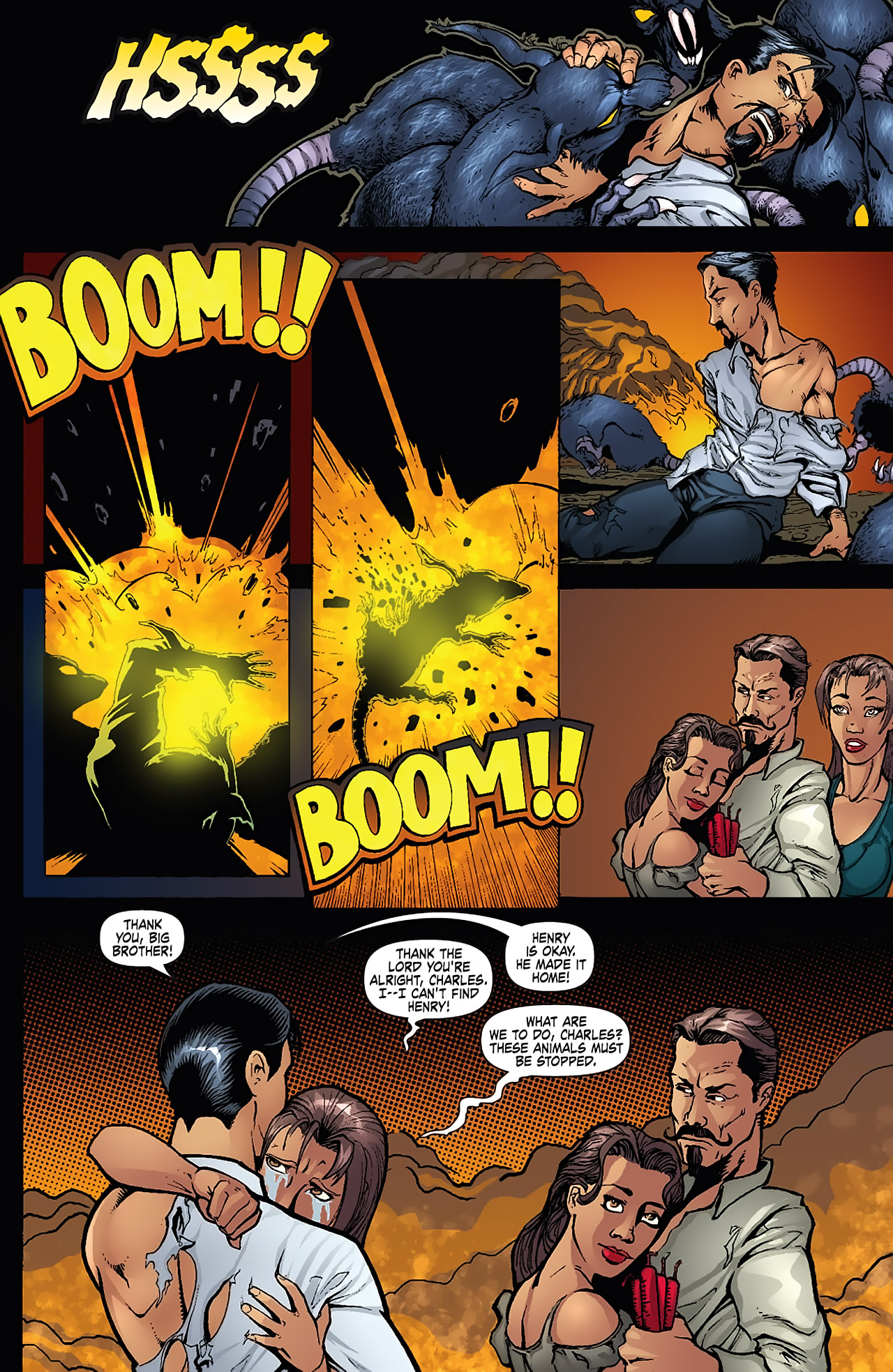 Grimm Fairy Tales (2005) Issue #12 #15 - English 9