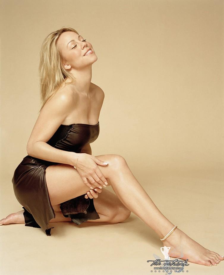 Mariah Carey Foot Fetish