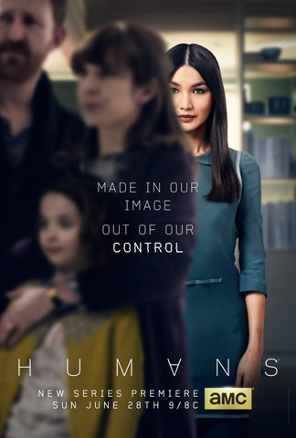 Humans Temporada 2 (HDTV 720p Ingles Subtitulada)