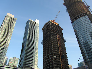 New Toronto Downtown Condos
