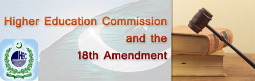 HEC and the 18th Amendment