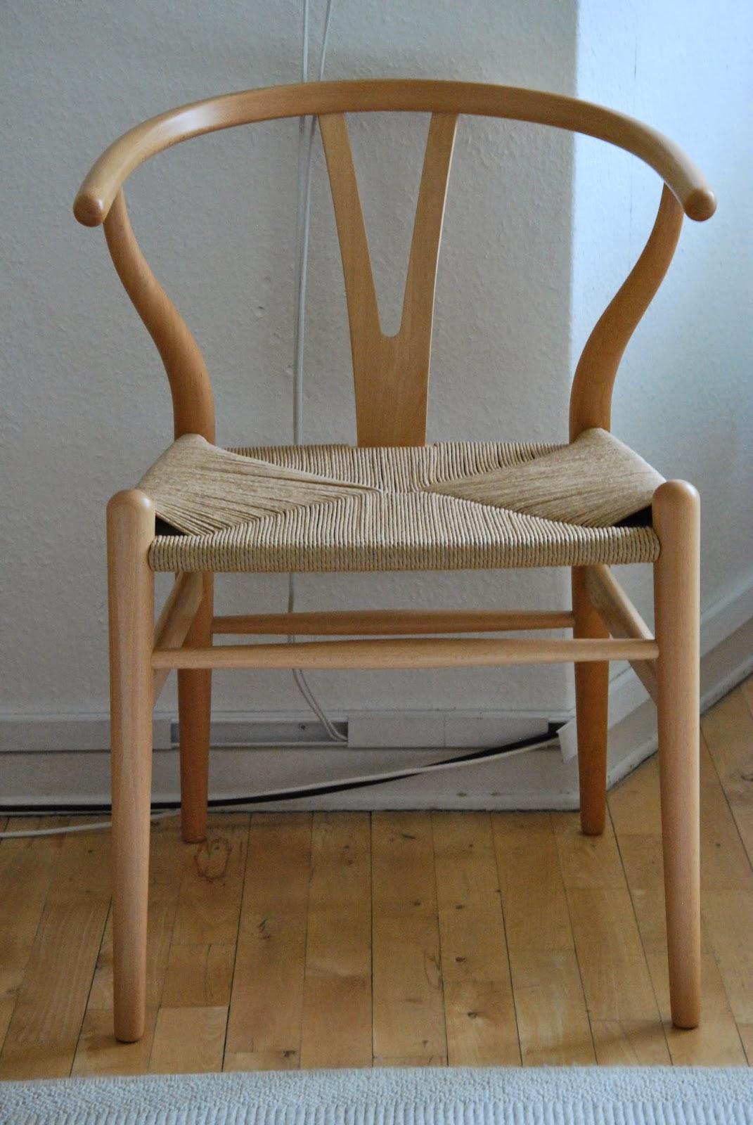 y stol brugt