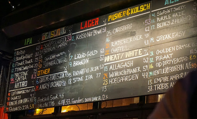 Brooklyn Tap House-Brooklyn, New York- Travel The East