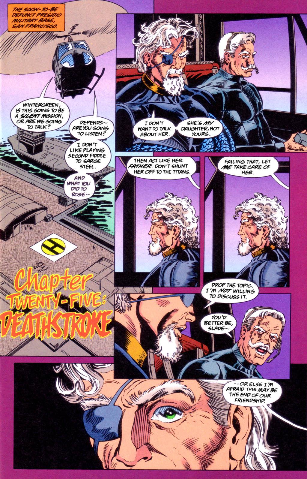 Deathstroke (1991) Issue #49 #54 - English 13