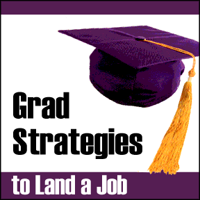 graduate job search strategies