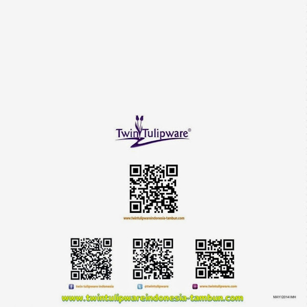 QR Barcode Scanner, Alamat Web Tulipware