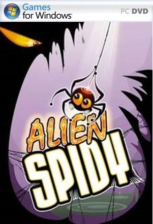Alien Spidy PC Full Español
