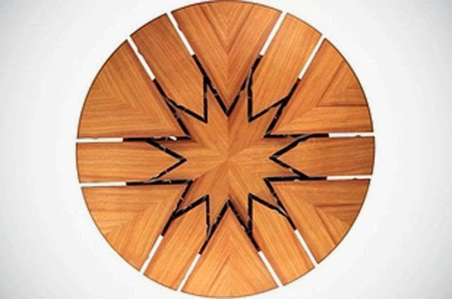 Cool Round Table For Your Home : Amazing Power Of Furniture Transformation Part 51